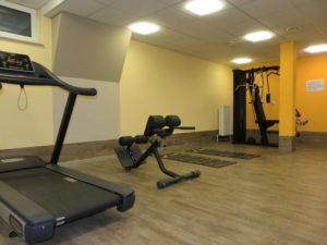 Fitnessbereich Residenz Haffblick