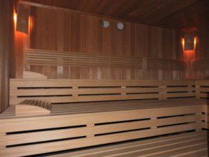 Sauna Residenz Haffblick