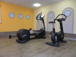 Fitnesstudio Residenz Haffblick